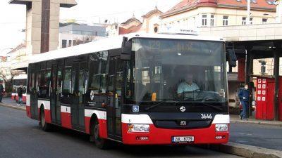 I mezzi pubblici di Praga