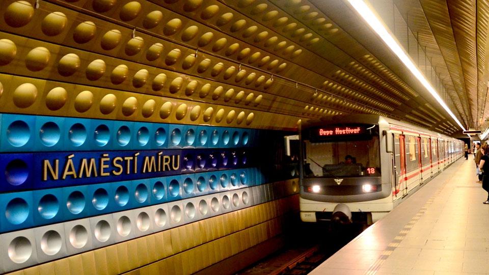 Metropolitana Praga: mappa, orari e prezzi