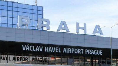 Dall'aeroporto di Praga al centro