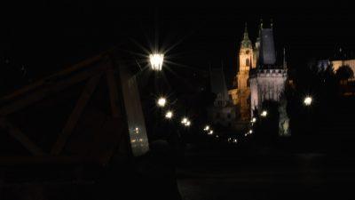Il lampionaio di Praga
