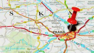 Praga-dove-si-trova