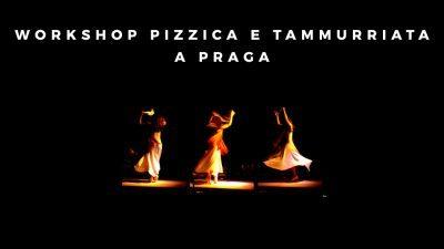 Workshop Pizzica e Tammurriata a Praga