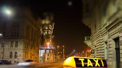 Taxi Praga