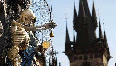Orologio Praga: Corteo Apostoli
