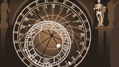 Orologio astronomico di Praga leggenda
