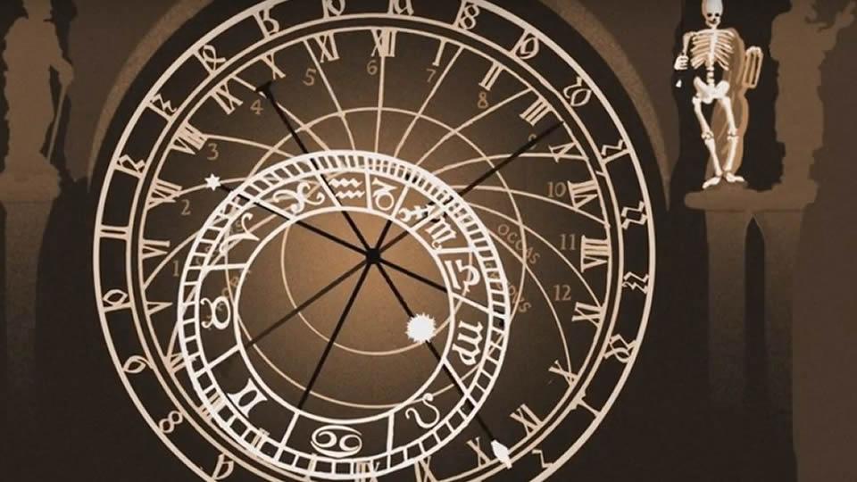 la leggenda dell'orologio astronomico di Praga