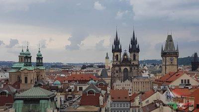 Stare Mesto: la Città Vecchia di Praga