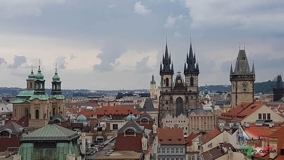 Stare Mesto: la Città Vecchia di Praga | Vivere In Cechia