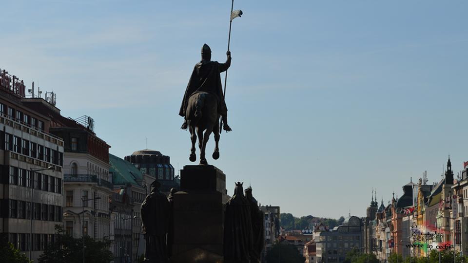 statua-san-venceslao-praga