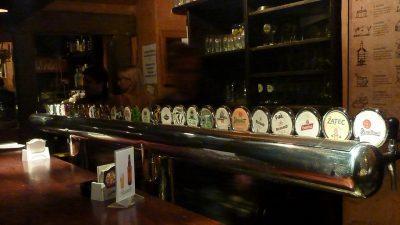 Una buona birra a Praga