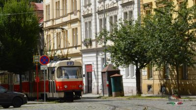 Tram turistico a Praga