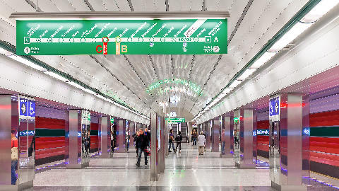 metropolitana praga