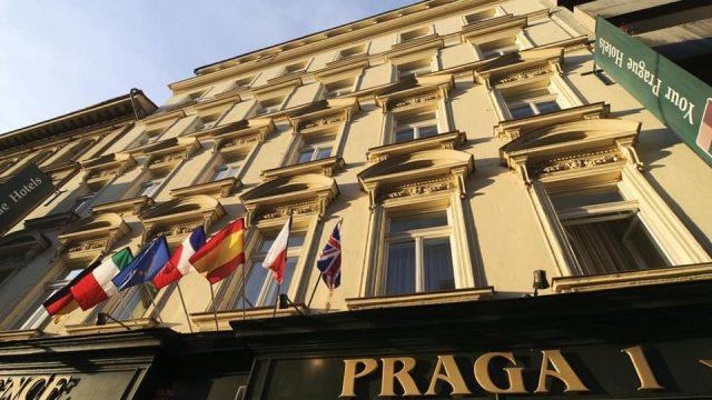Blog vivere in cechia for Hotel milano centro economici