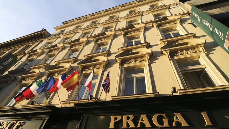 10 hotel economici a praga centro vivere in cechia for Barcellona hotel centro economici