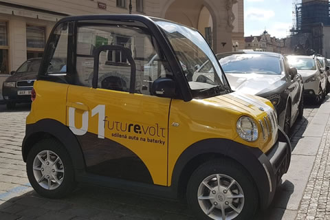 car-sharing-Praga