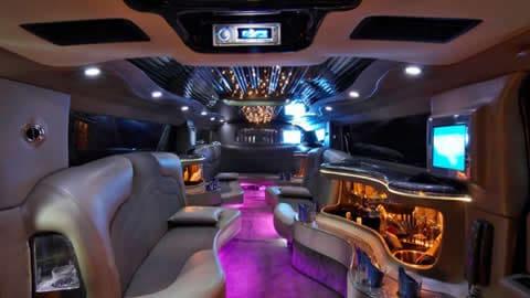 Praga-limousine