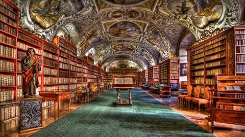 strahov-libreria