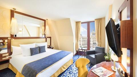 Hotel-Occidental-Praha-Wilson