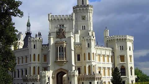 castello_Hluboká