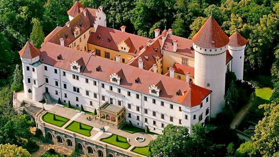 castelli repubblica ceca