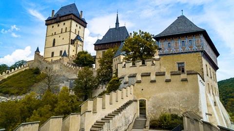 castello karlstejin