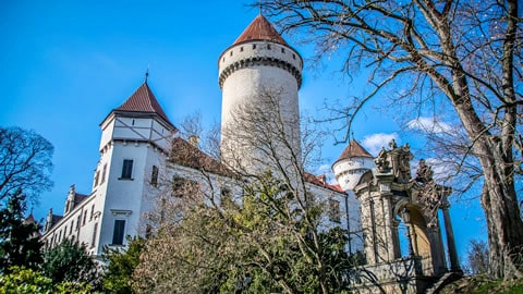 castello konopiste