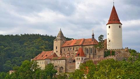 castello krivoklat