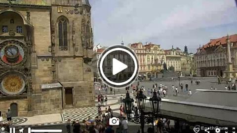 web cam praga